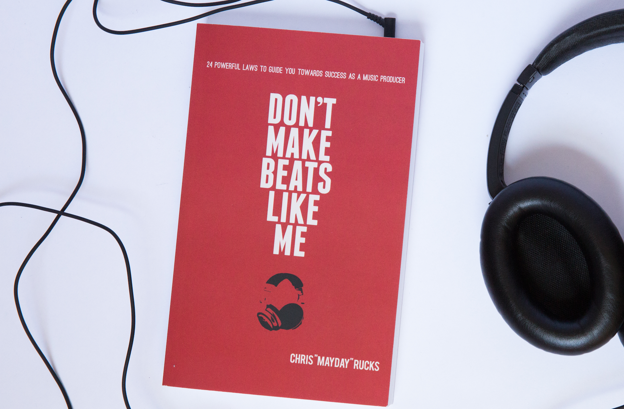 'Don't Make Beats Like Me' is a must-read for aspiring music producers and production vets alike