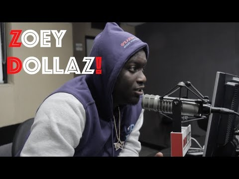Zoey Dollar talks 'Post And Delete' With Chris Brown, Working With Future And More With B High