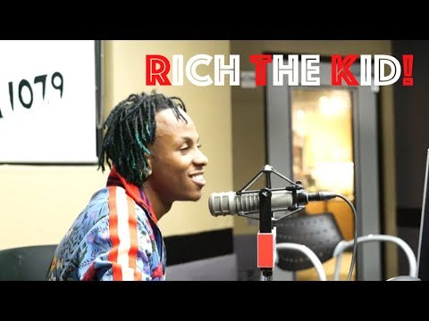 Rich The Kid: New Freezer With Kendrick Lamar, Rich Forever Label, And More With B High