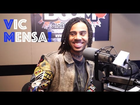 Vic Mensa Talks Autobiography, Working With Jay Z And Kanye, Brother's Death & More W/ B High