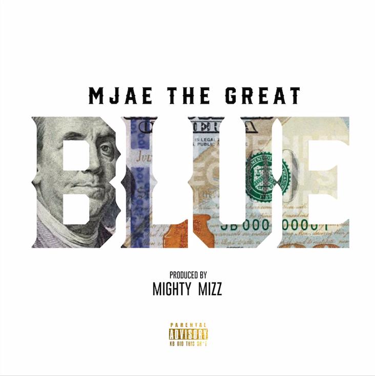 M.Jae The Great – Blue