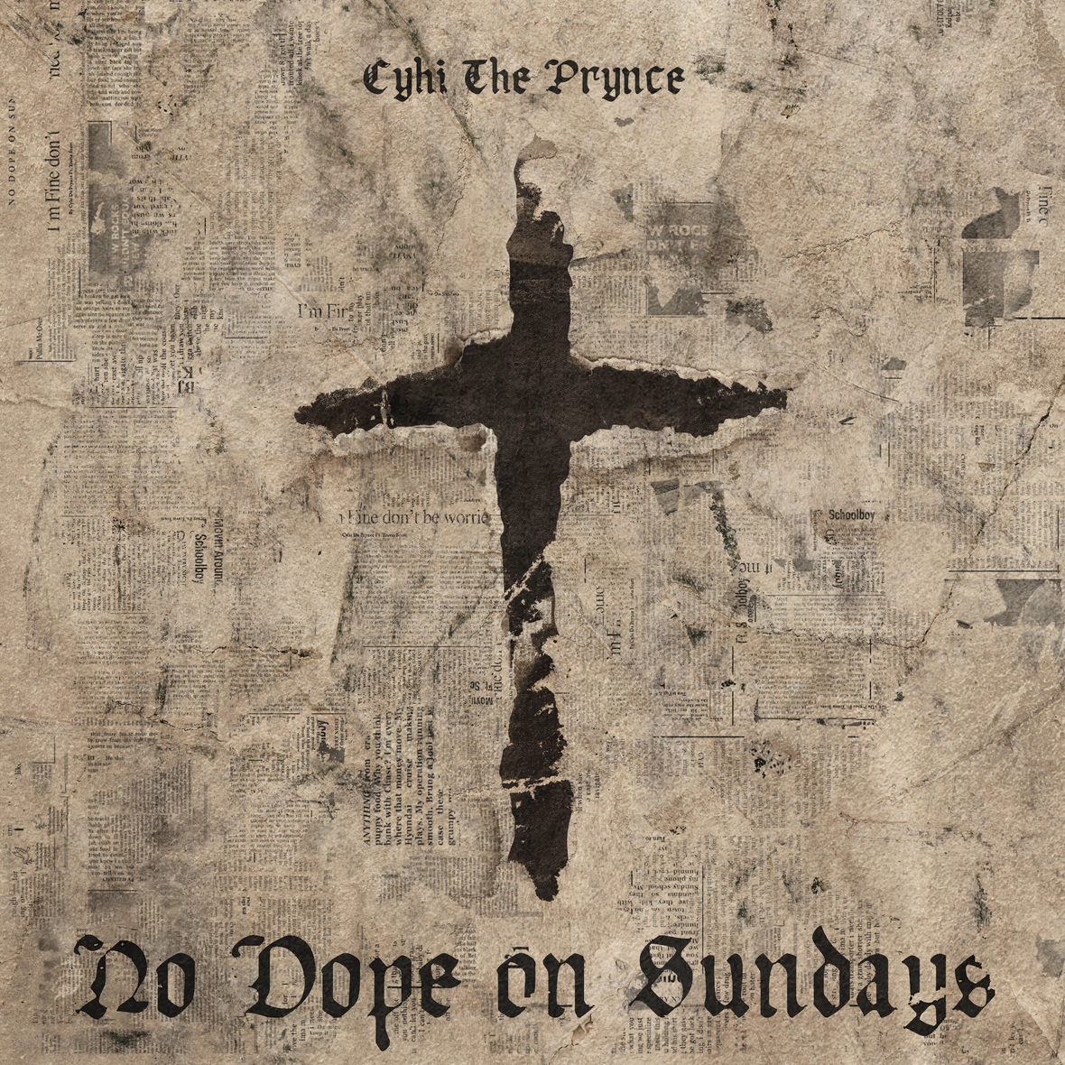 """CyHi The Prynce  Releases Debut Album """"No Dope On Sundays"""""""