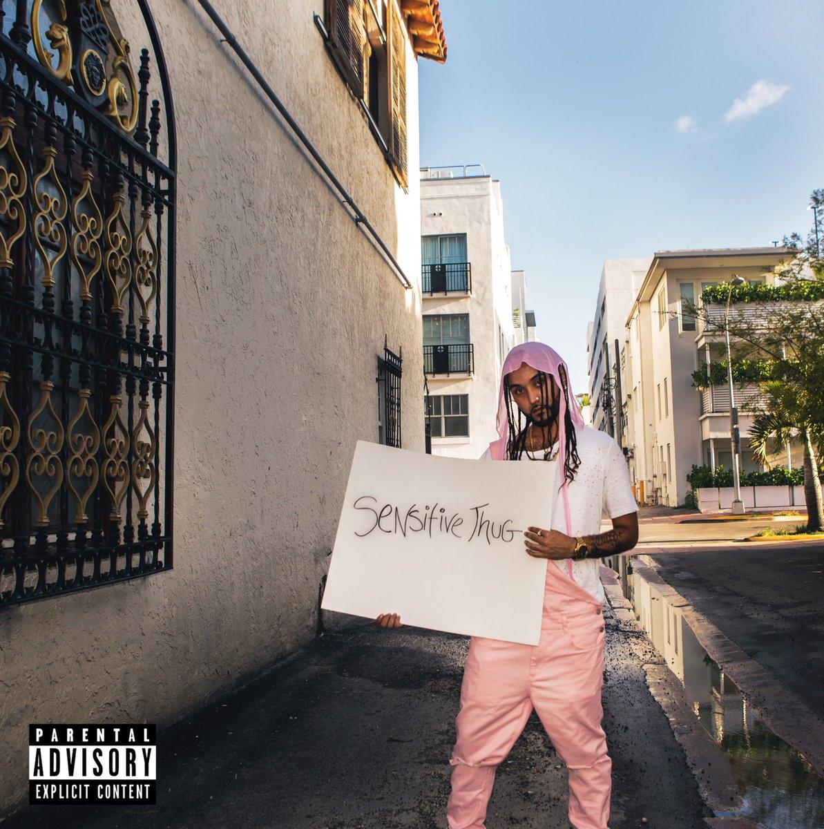 """Miami Artist Bambino Haze Releases """"Sensitive Thug"""" Album"""