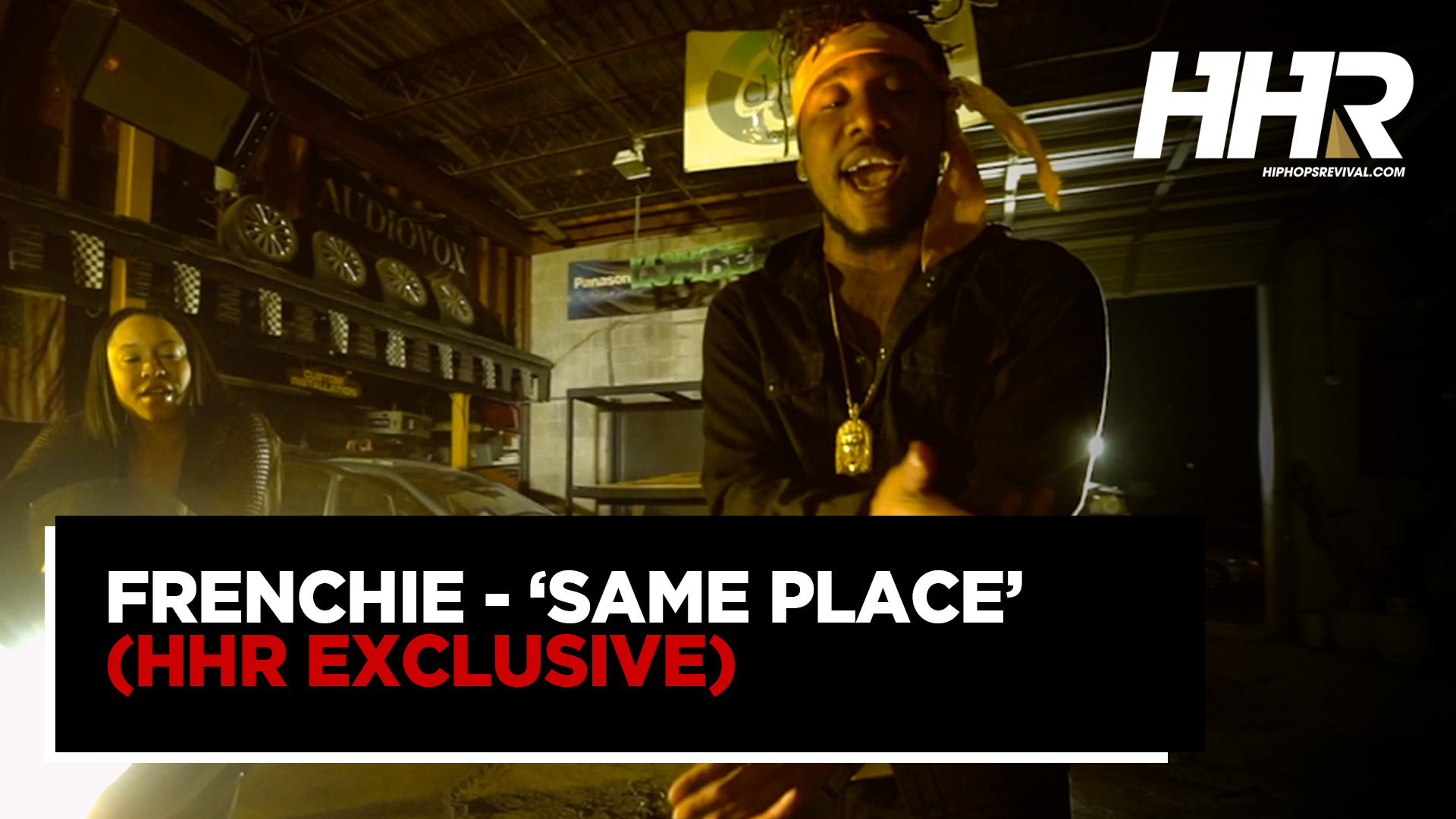Frenchie – Same Place [Official Video]