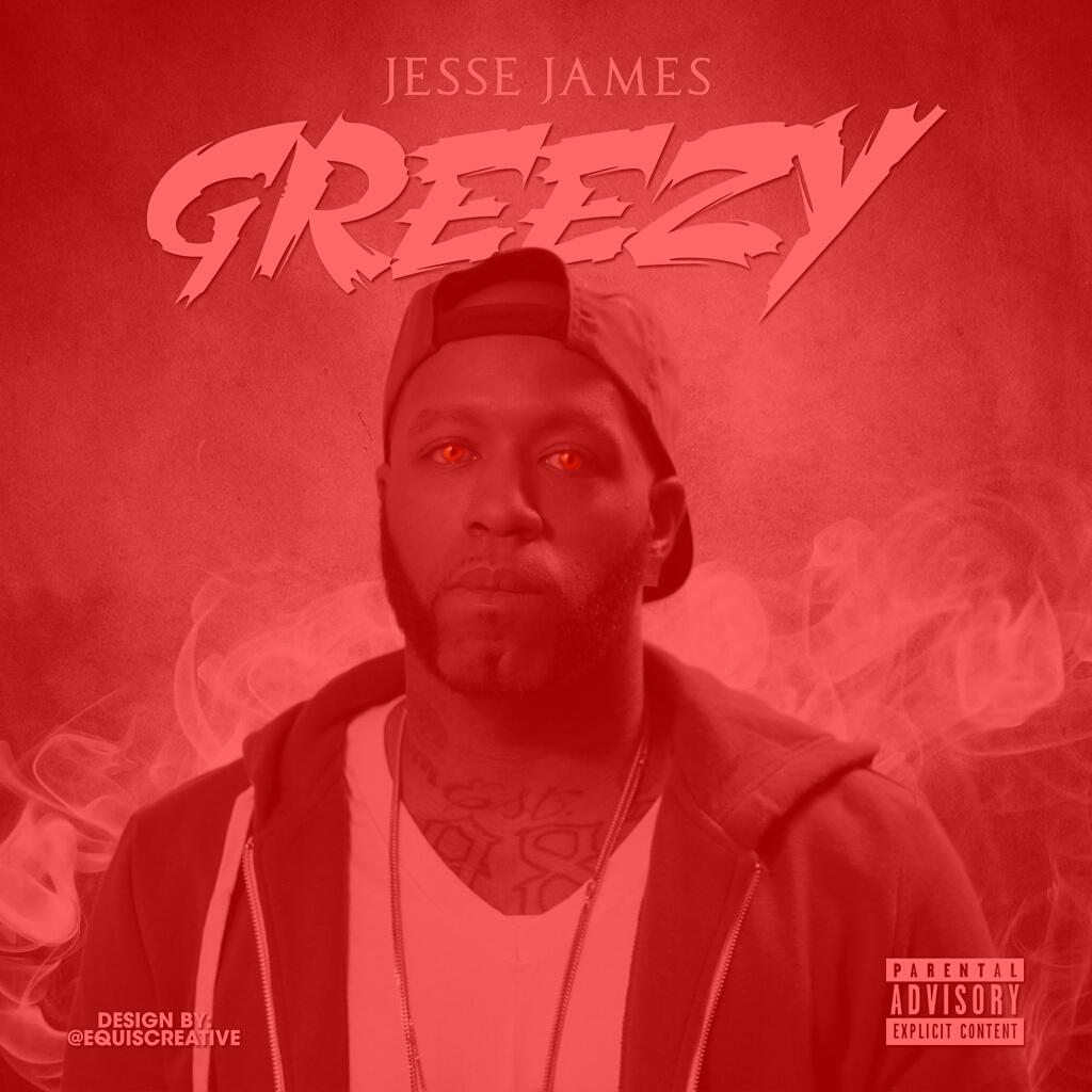 "Seattle artist Jesse James New Visual ""Greezy"""