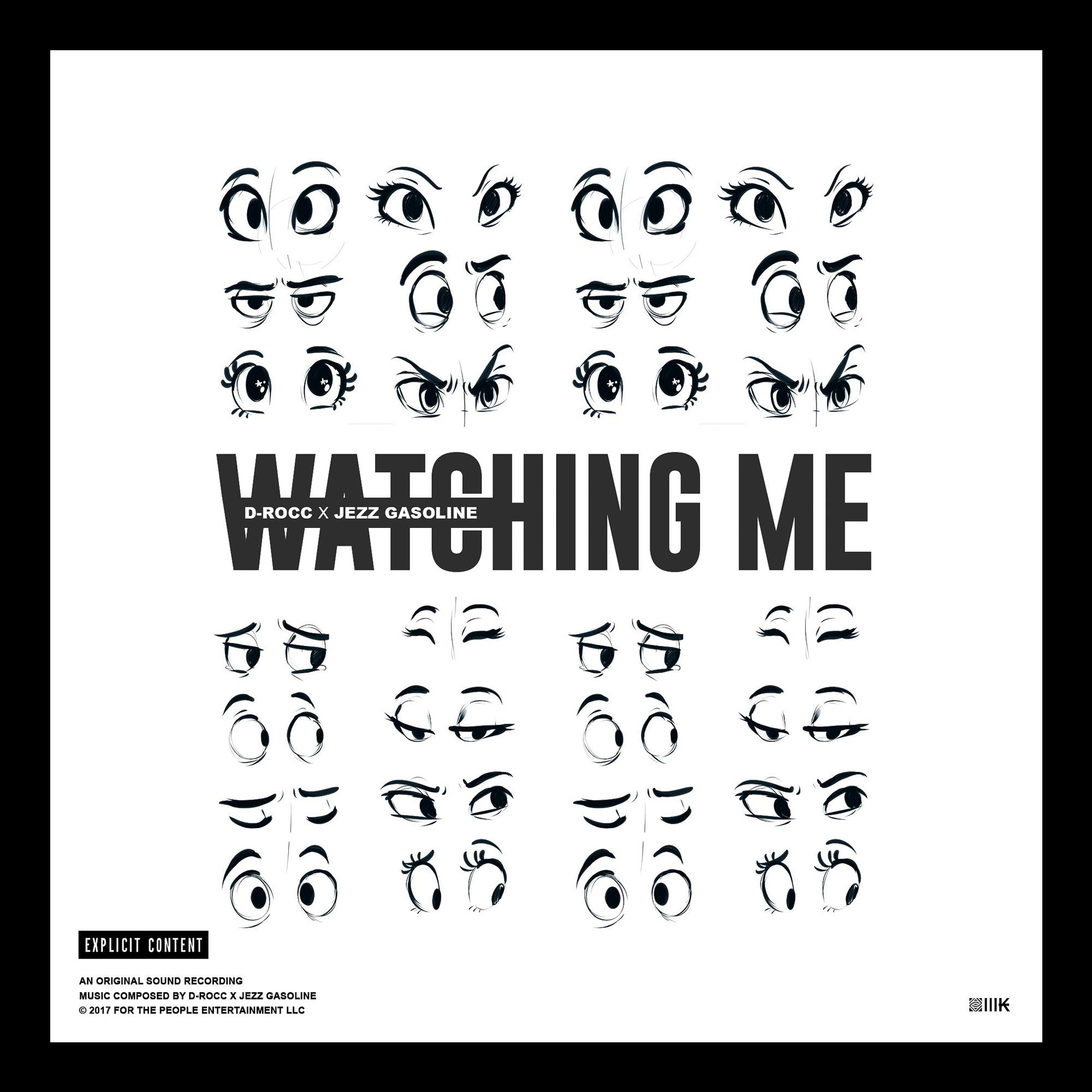 "Brooklyn's Jezz Gasoline Joins Multi-Platinum Producer D-Rocc On ""Watchin Me"""
