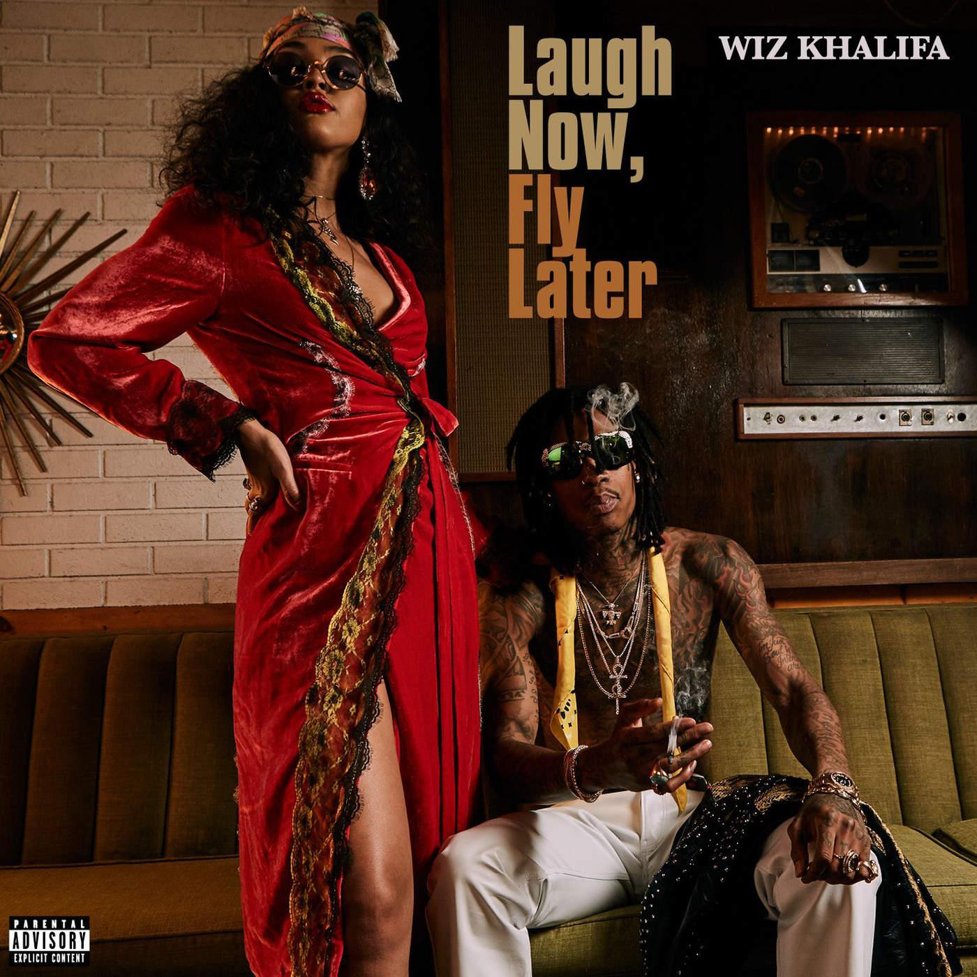 Wiz Khalifa – Laugh Now, Fly Later [Mixtape]