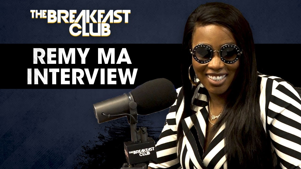 Remy Ma Wants Smoke With DJ Envy, Talks Lil' Kim, Nicki Minaj Why Pappoose Isn't On Her Album