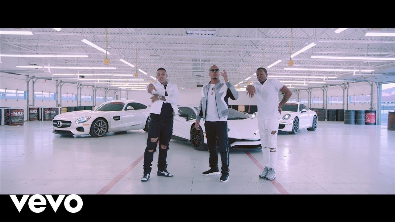 Hustle Gang – Game 7 (feat. T.I., RaRa, Brandon Rossi)[Music Video]