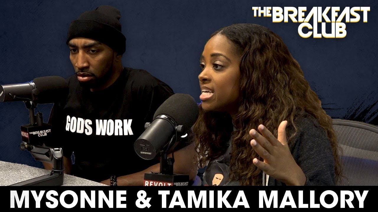 Tamika Mallory Describes Her Incident On American Airlines, Mysonne Talks Eminem + More on The Breakfast Club