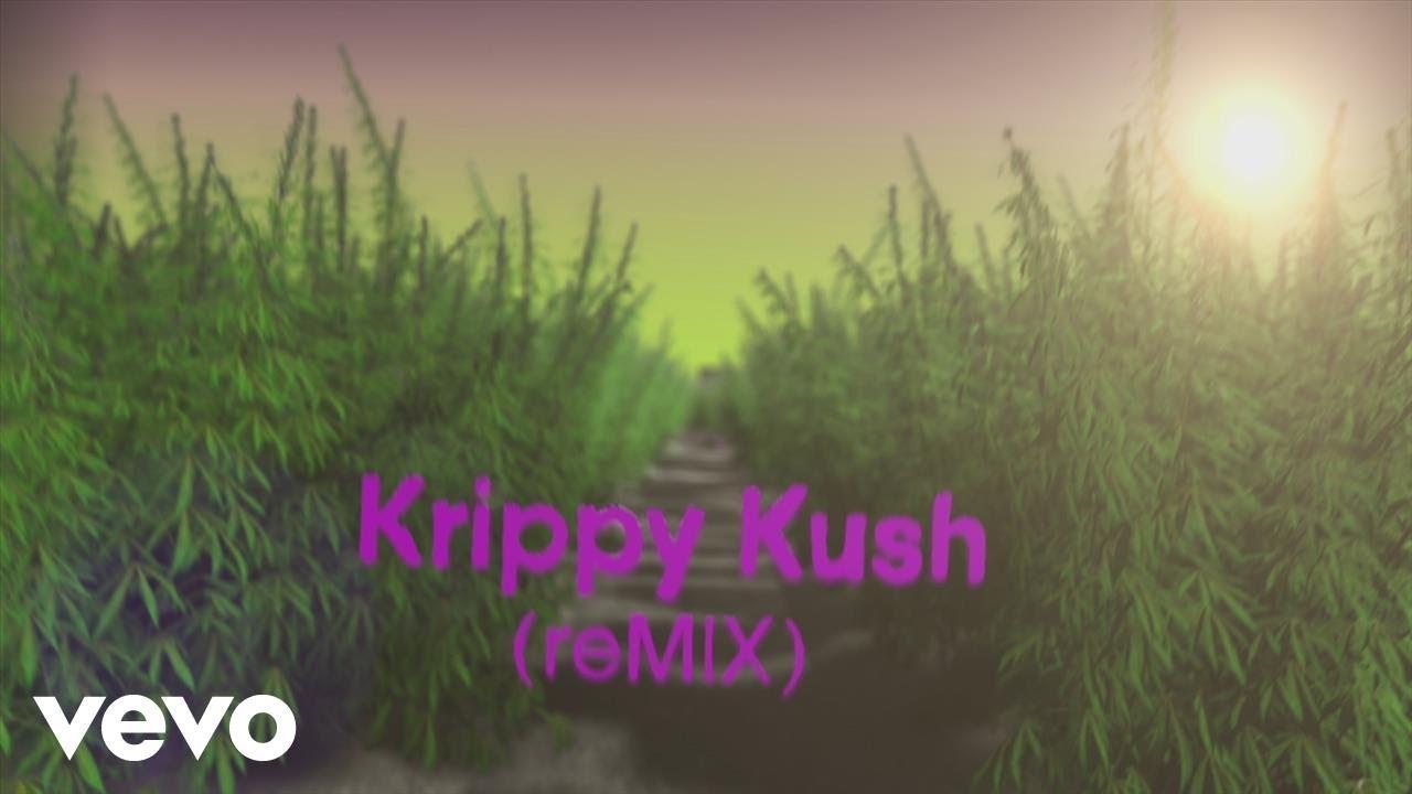 Farruko, Nicki Minaj, Bad Bunny – Krippy Kush (Remix)[Lyric Video] feat. 21 Savage, Rvssian