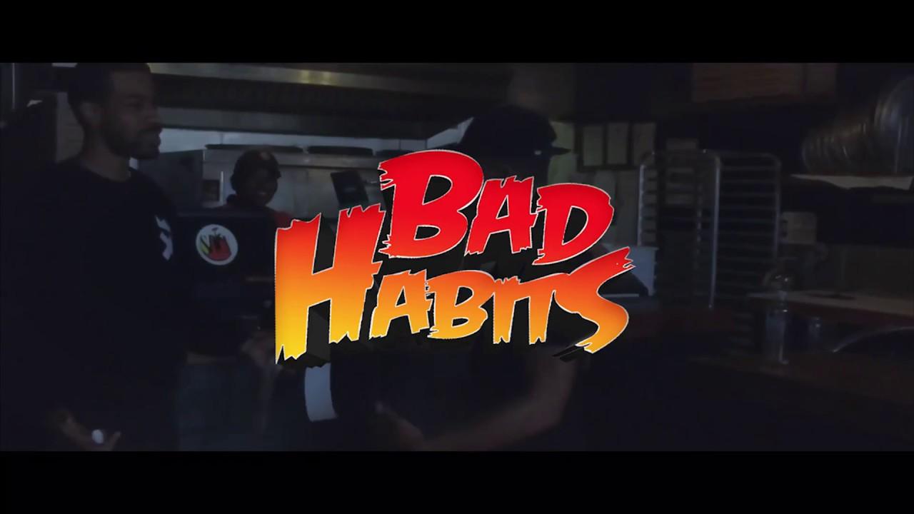 "Kris J x Jay Dot Rain Releases Visual ""Bad Habits"" Produced By DJ MoneyGreen"