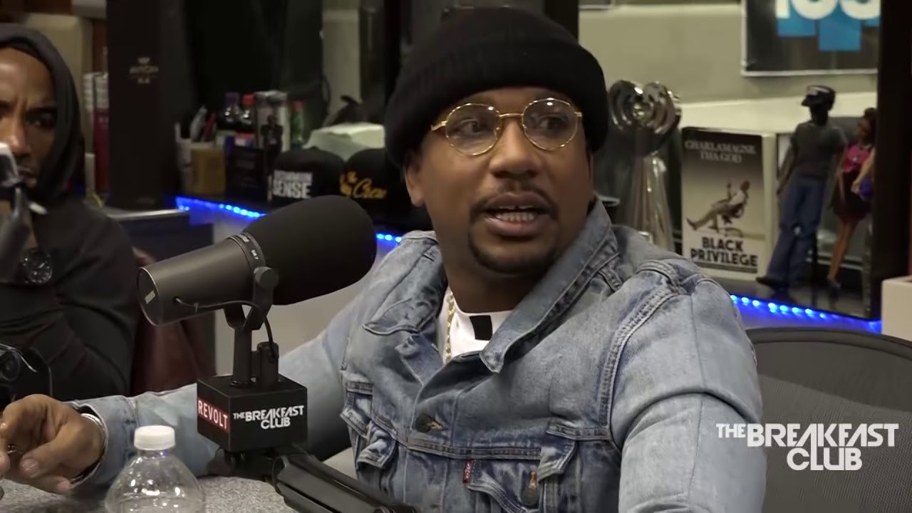 CyHi The Prynce On Writing For Kanye West, Getting Out Of Def Jam, New Album + More on The Breakfast Club
