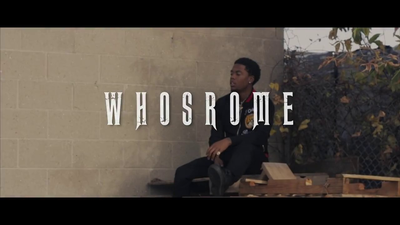 """Toronto artist Whosrome releases new visual for """"Issues"""""""