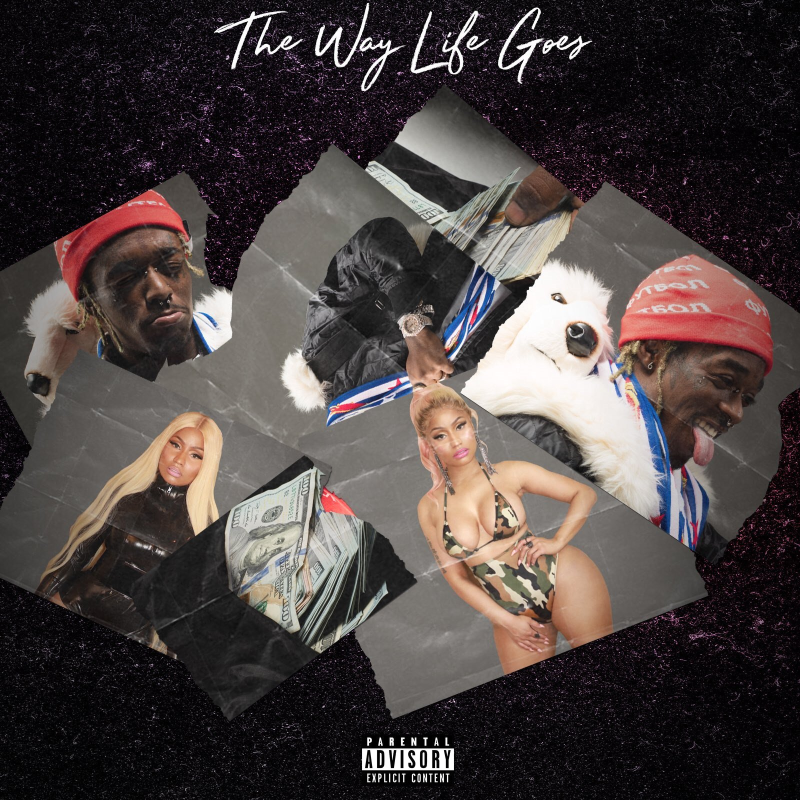 Lil Uzi Vert – The Way Life Goes (Remix) (feat. Nicki Minaj)