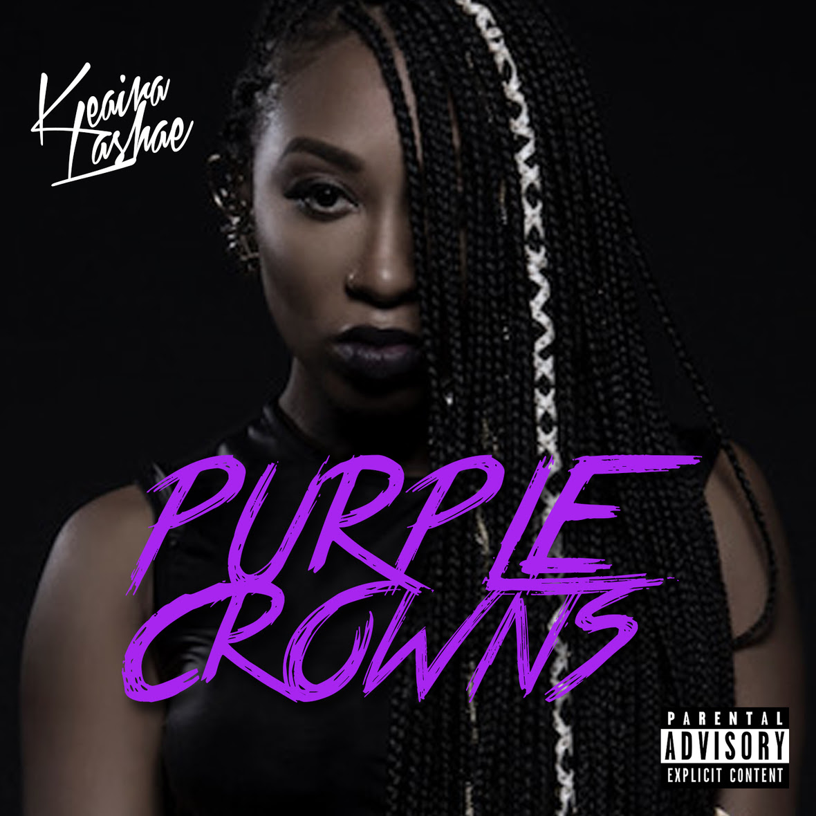 "Tampa native Keaira Lashae releases 7 Track EP ""Purple Crowns"""