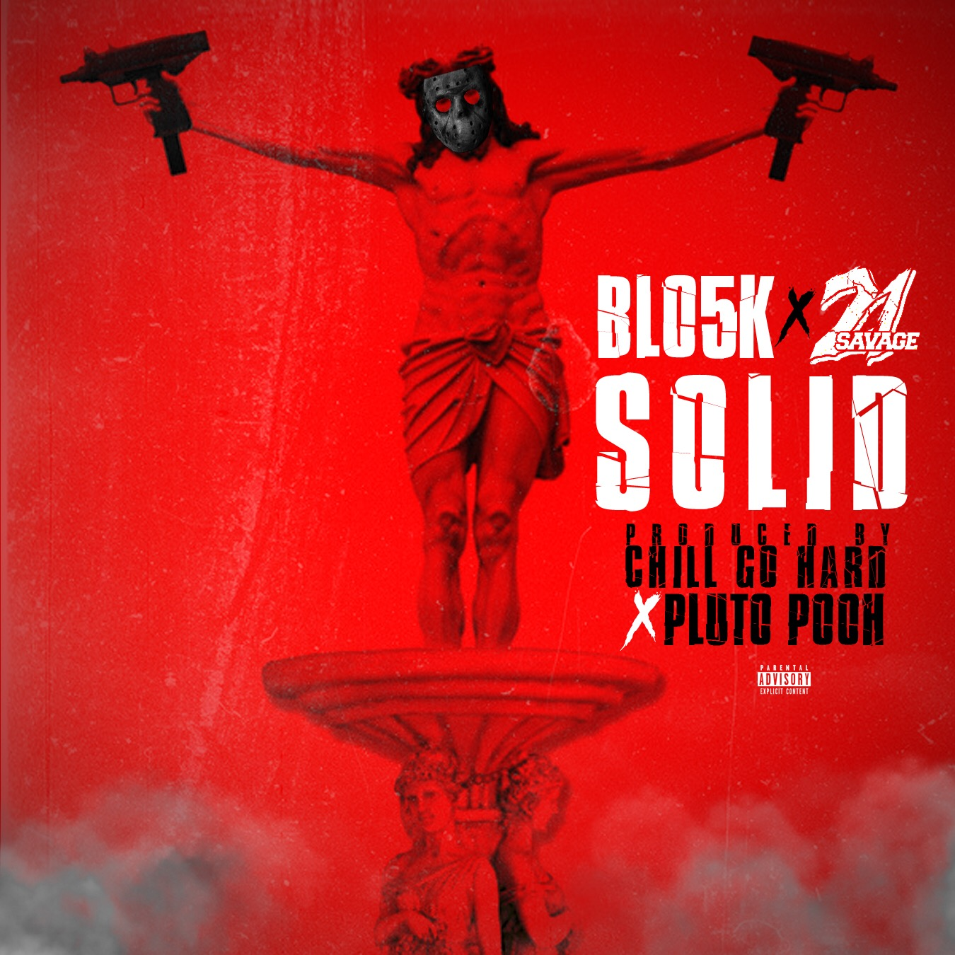 Blo5k Drops 2 New Songs FT 21 Savage Produced By Chill Go Hard & Pluto Pooh!