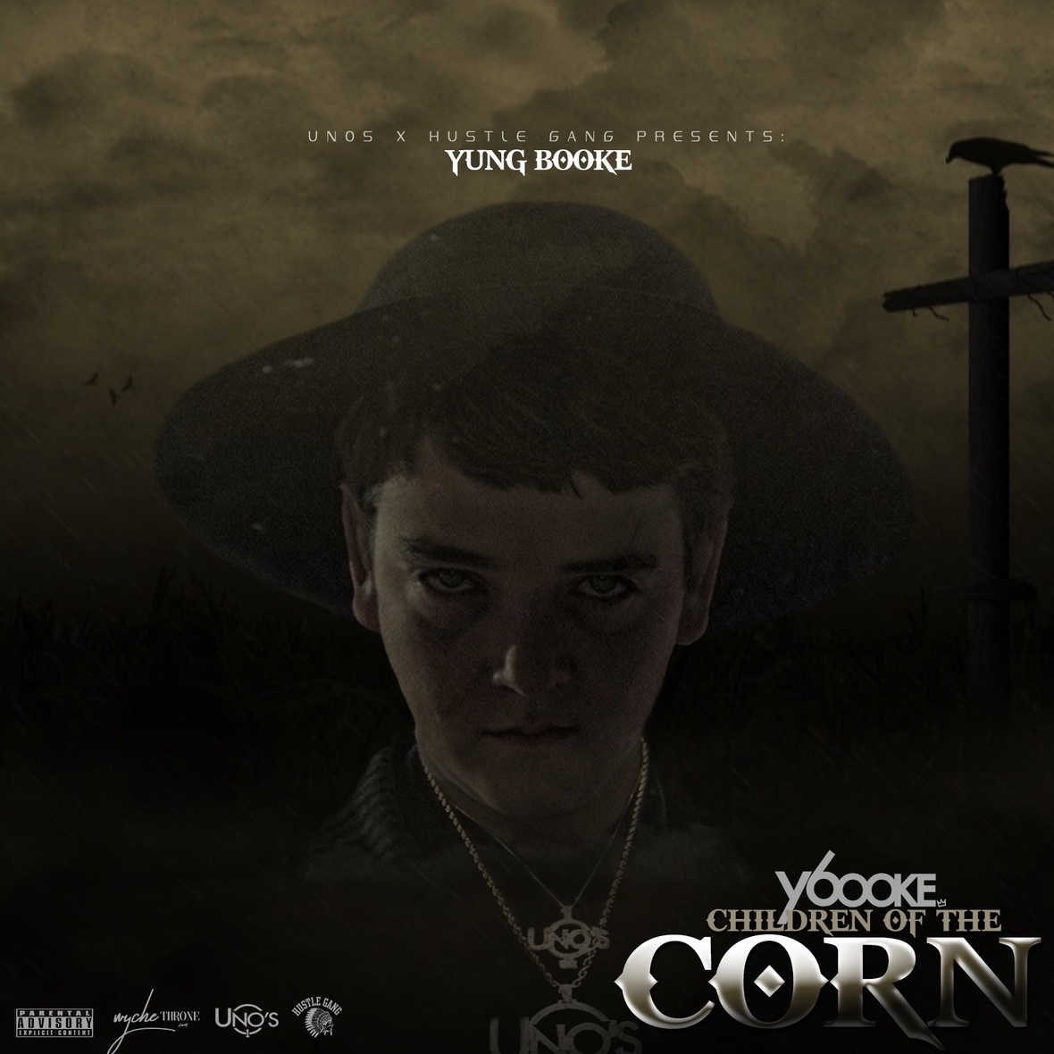 Hustle Gang's Yung Booke Releases New Mixtape 'Children Of The Corn' with Features From Young Dro, Dae Dae, Joe Gifted, Tokyo Jetz and More!