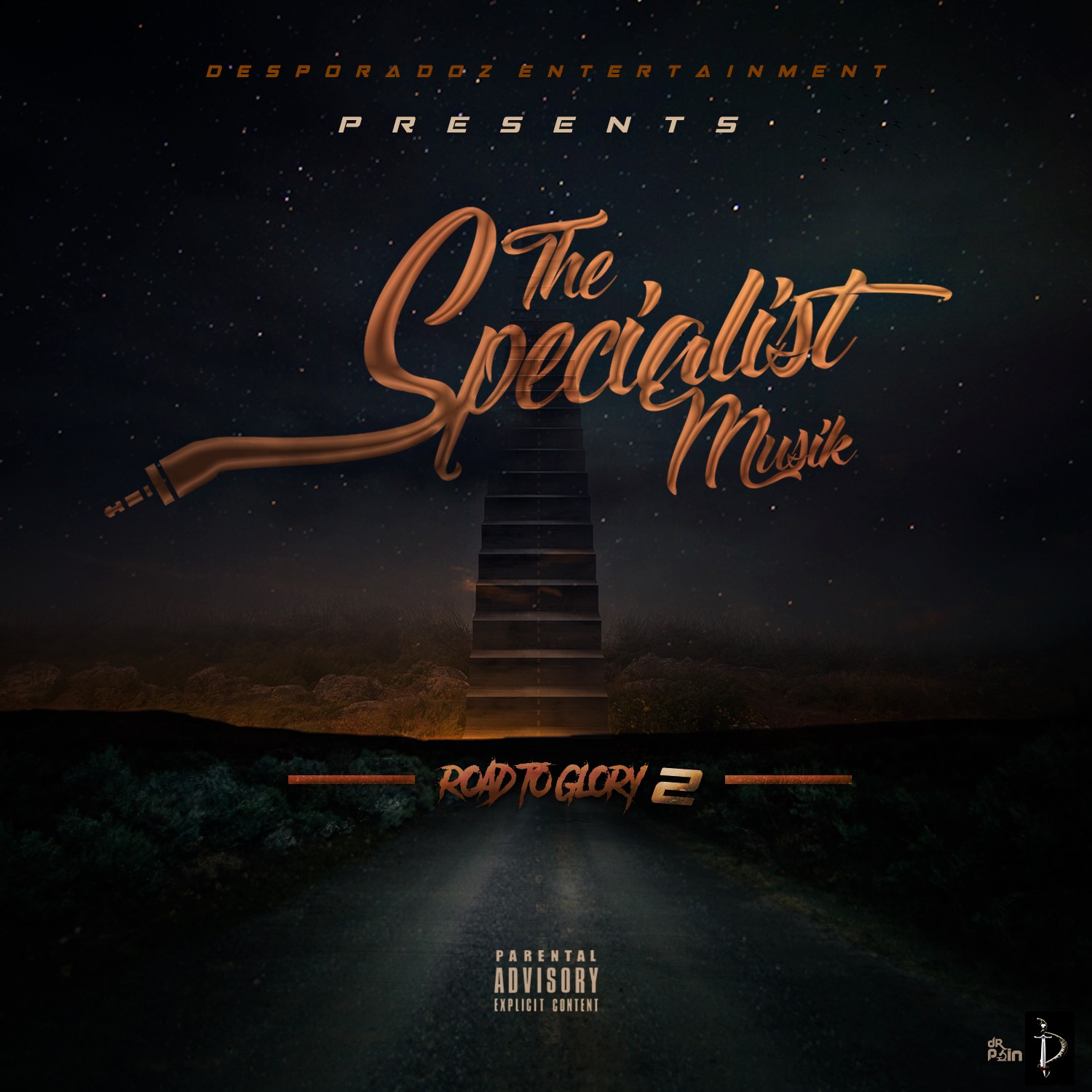 The Specialist Musik's latest 9-song EP, Road To Glory 2