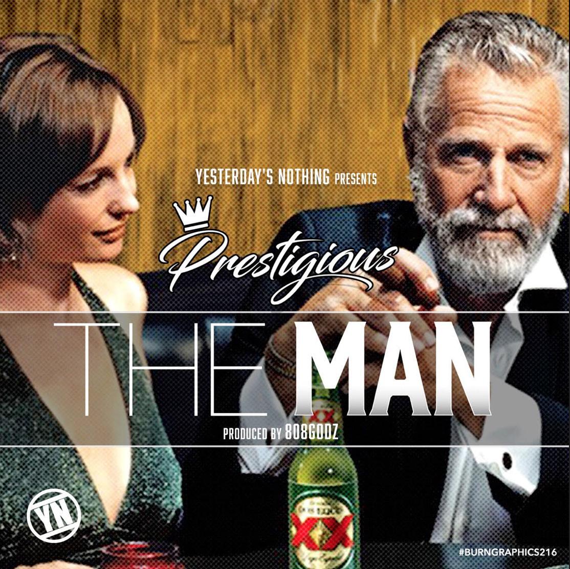 "HillTopHYPE Exclusive | Prestigious – ""The Man (Single & Video)"""