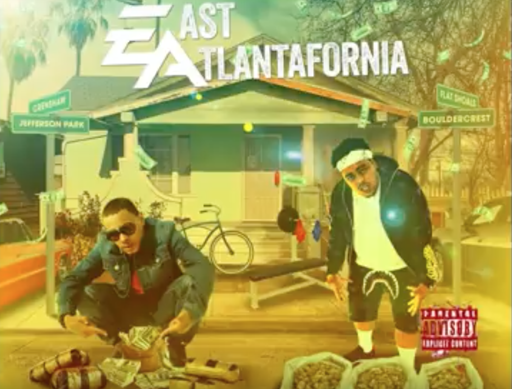 "HillTop HYPE Exclusive | Oj Da Juiceman & Lost God w/ Baby CEO – The Making of ""East Atlantafornia"""
