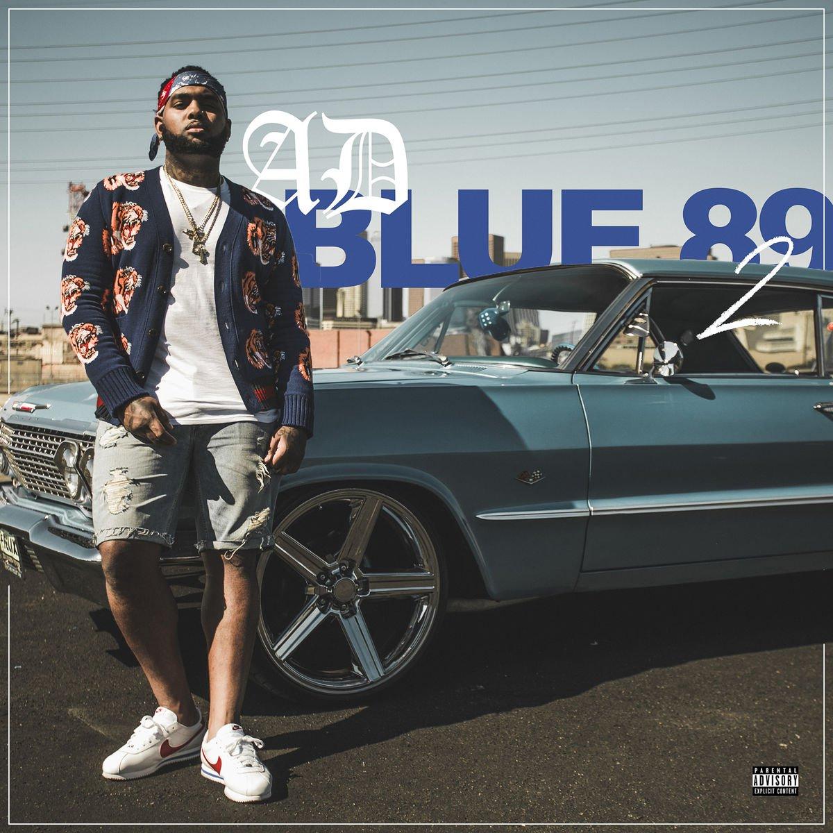 AD – Blue 89 C2 [Album Stream]