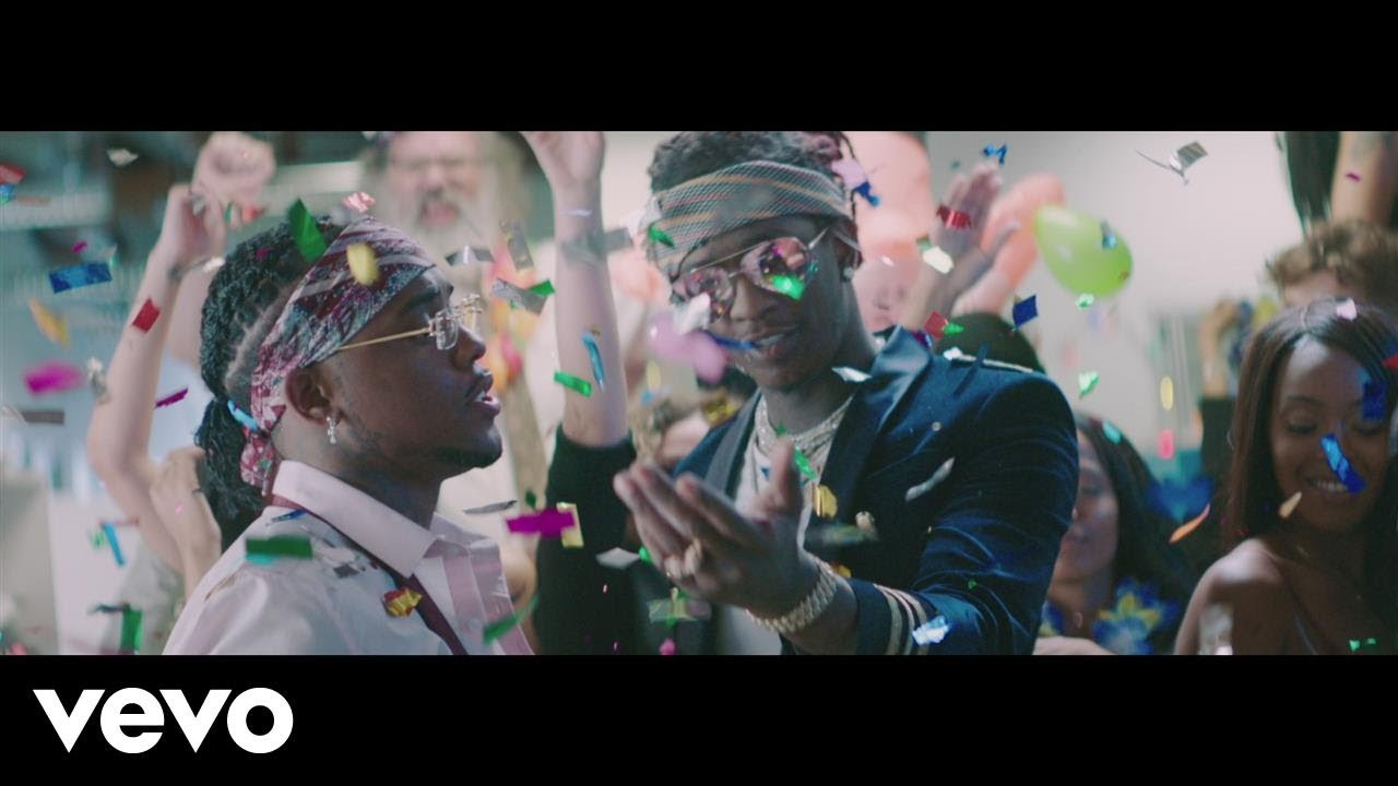 """London On Da Track – feat. Ty Dolla $ign, Jeremih, Young Thug, & YG – """"Whatever You On"""" [Music Video]"""