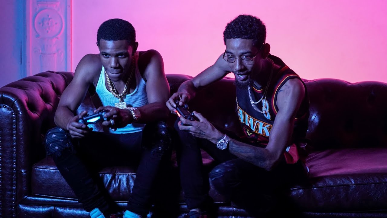 A Boogie Wit Da Hoodie – Beast Mode (feat. PnB Rock & NBA YoungBoy)[Music Video]