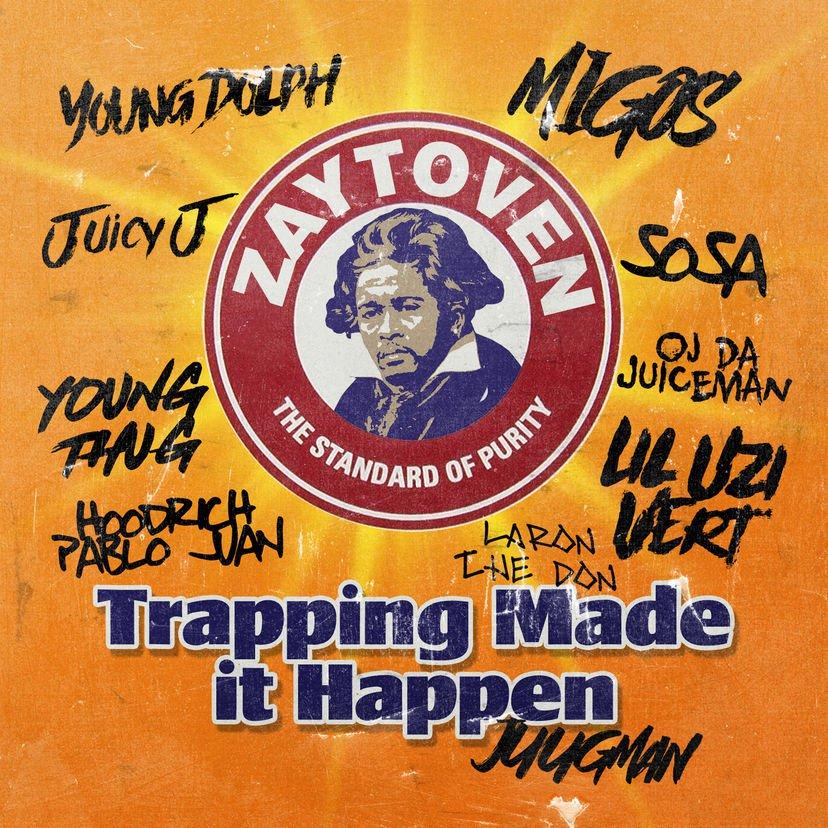 Zaytoven – Five Guys (feat. Migos & Young Thug)