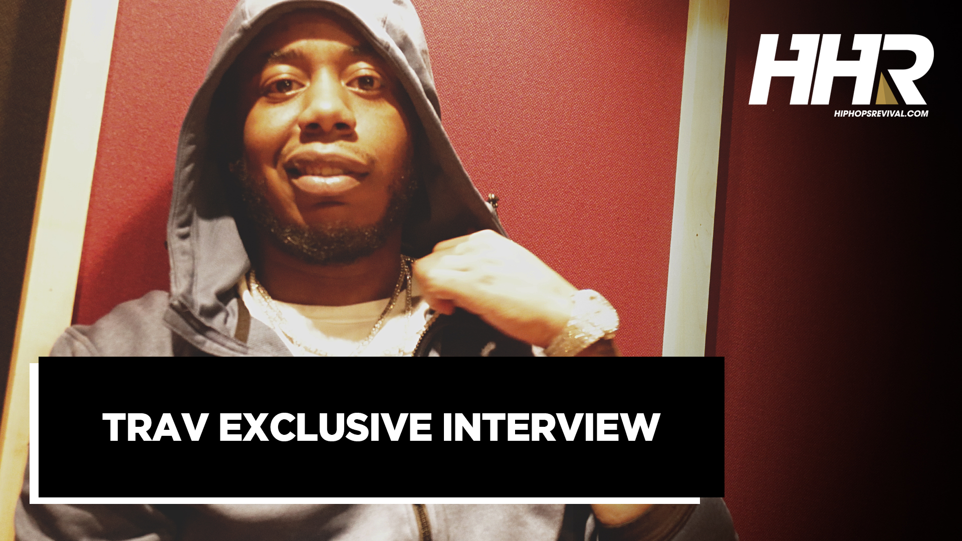 TRAVMBB speaks on Meek Mill, Boonk Not Coming Back To NY, New Music, & More With HipHopsRevival.com