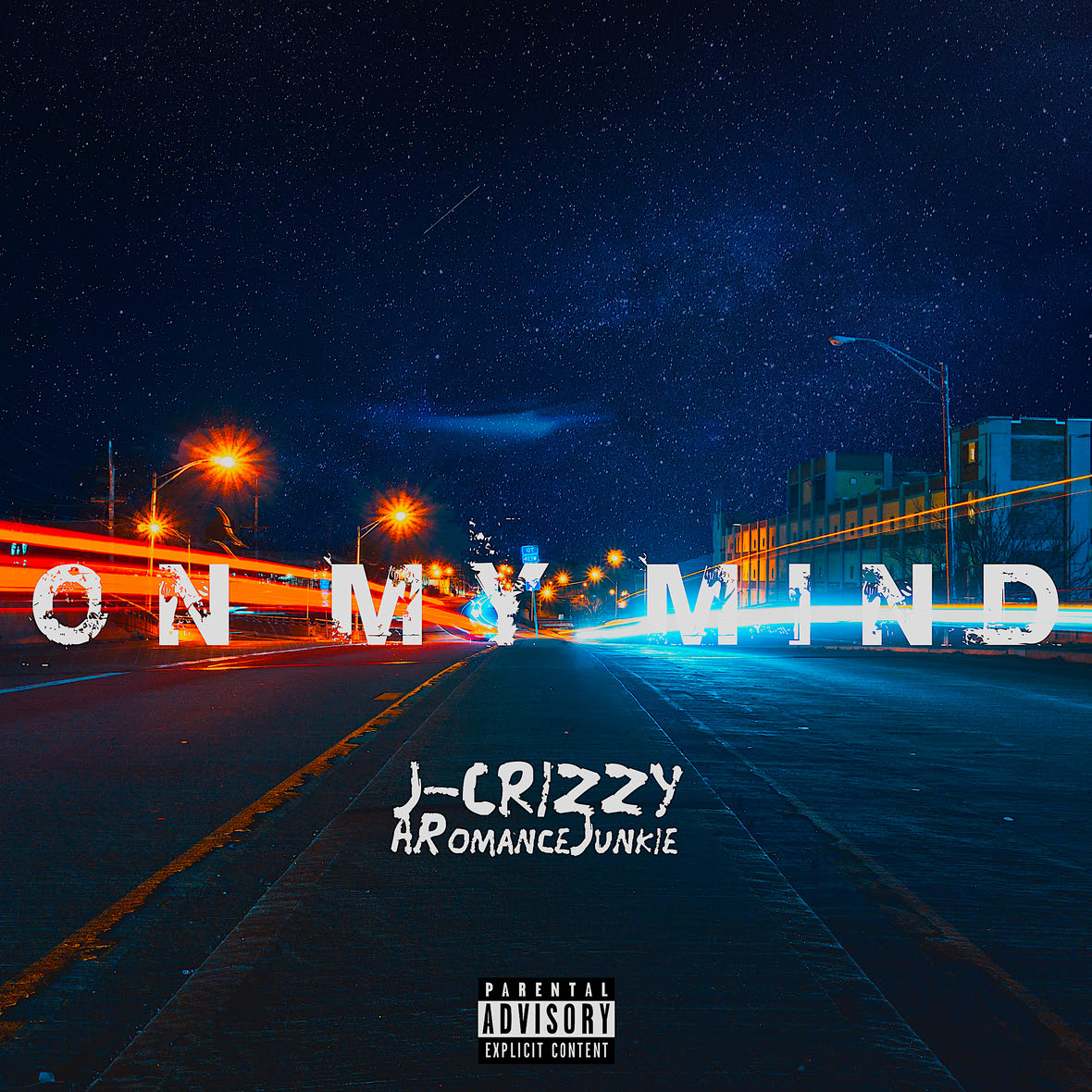 "Bay Area artist J-Crizzy Links With ARomanceJunkie for ""On My Mind"""
