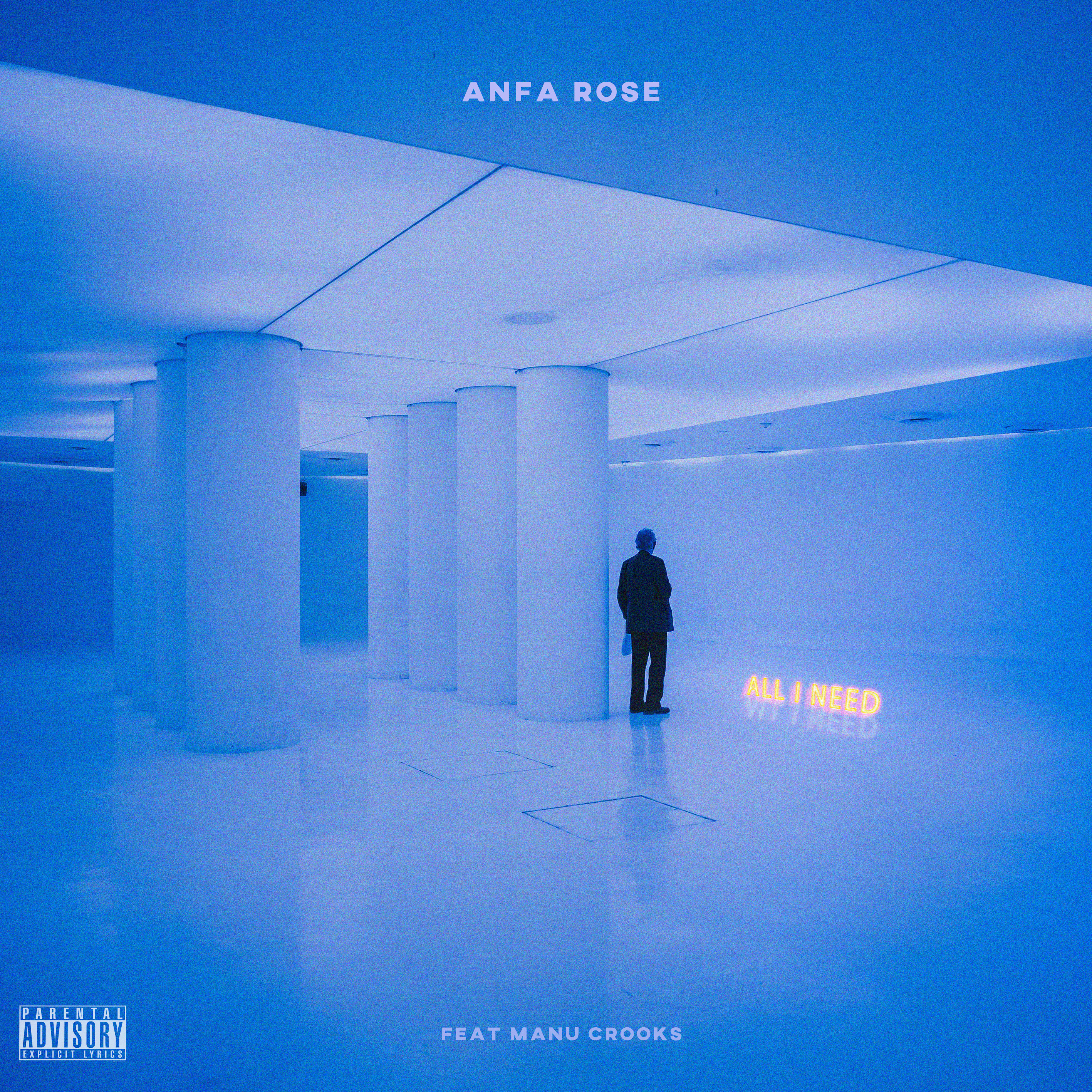 Australia's Anfa Rose and Manu Crook$ Join Forces To Release Two Collaborative Singles 'All I Need' & 'Presence'