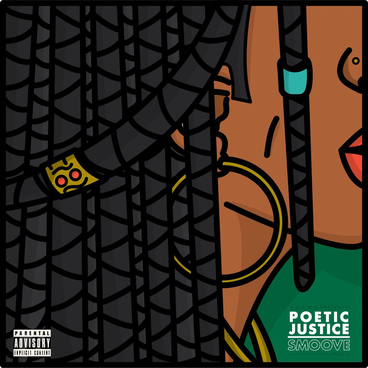 Sm00veShidOnly – Poetic Justice EP (Prod. by MUCHO ON DA MF'n BEAT )