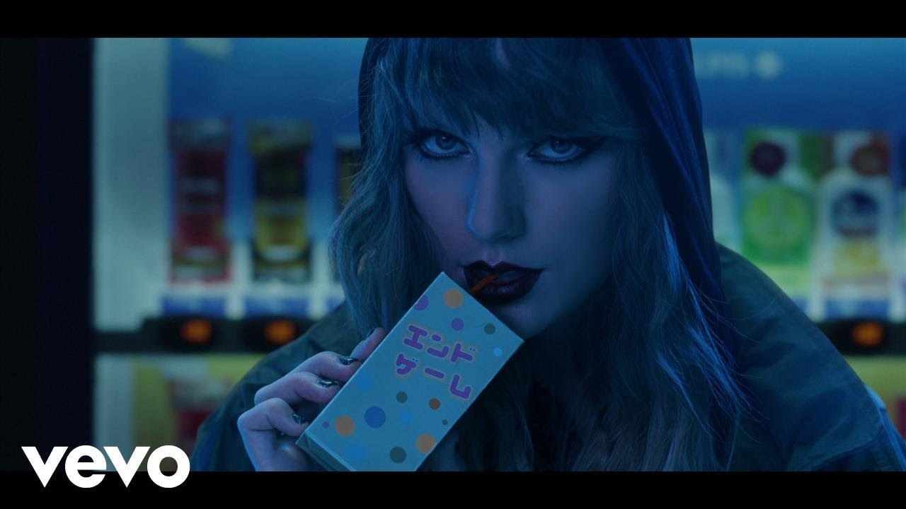 Taylor Swift – End Game (feat. Future & Ed Sheeran)[Video]