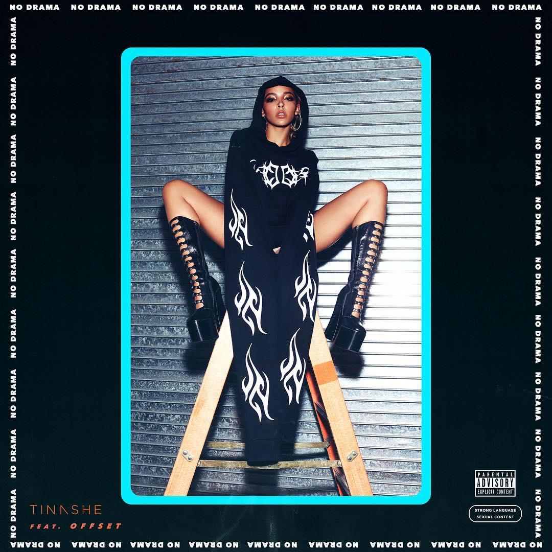 Tinashe – No Drama (feat. Offset)