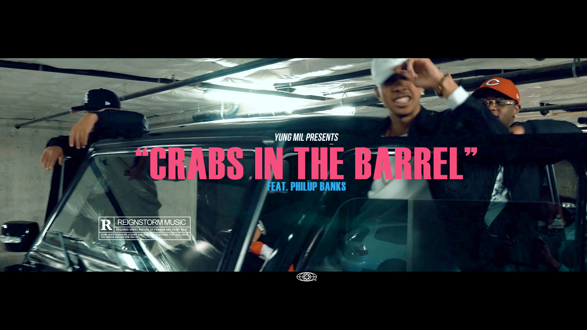 Yung Mil – 'Crabs In The Barrel' ft. Philup Banks   @yungmil