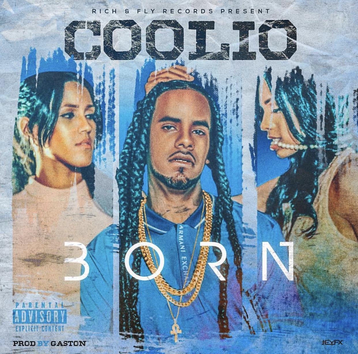 """Born Drops Explosive New Single """"Coolio"""""""