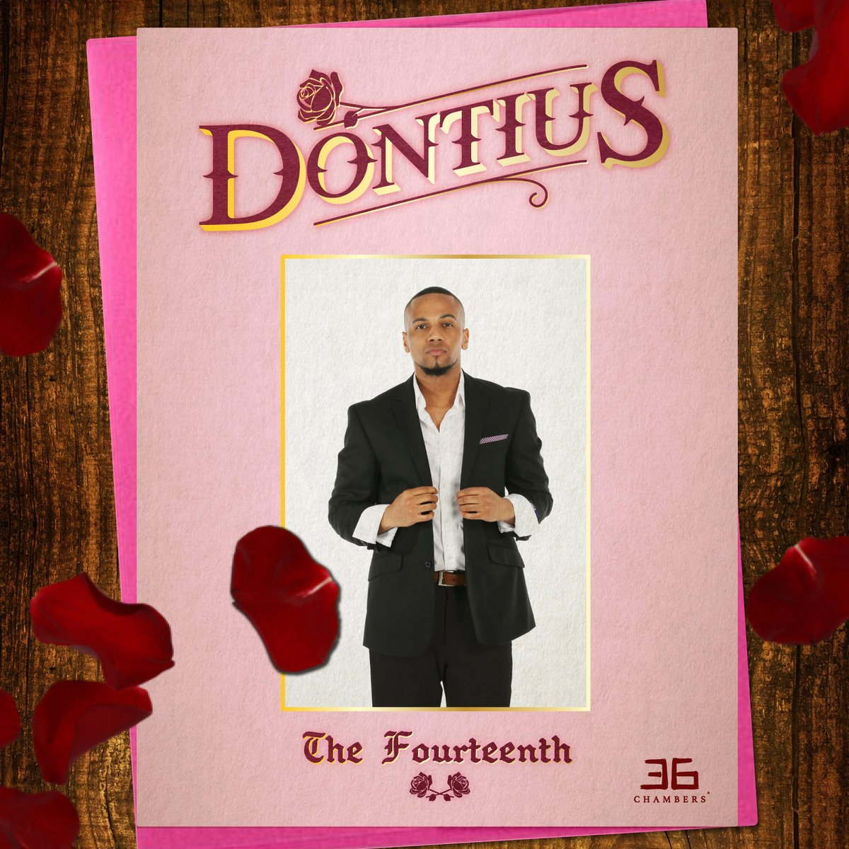 RZA's Protege Dontius Drops Off A Valentine Day Gift With 'The Fourteenth' EP