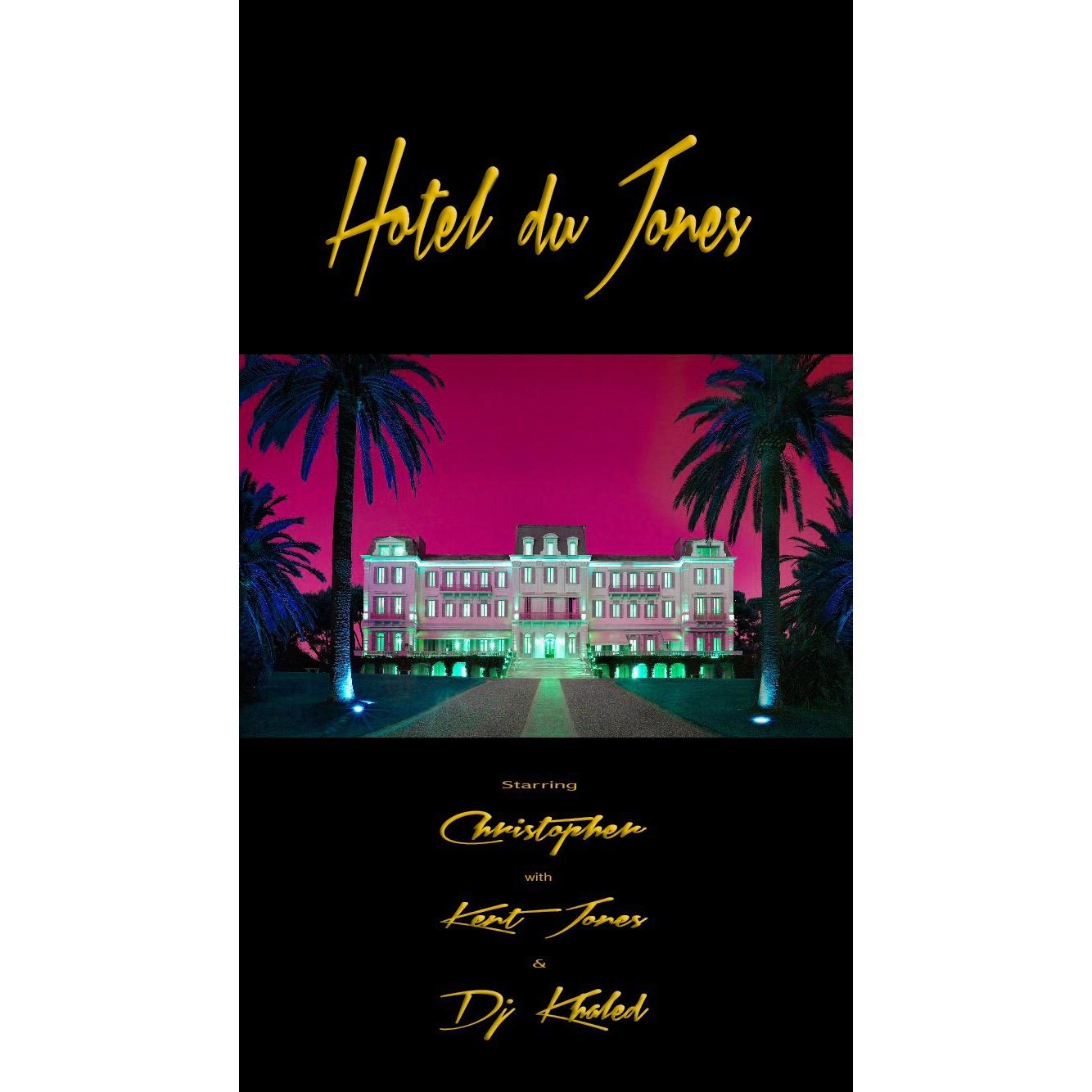 CHRISTOPHER – Hotel Du Jones [EP]