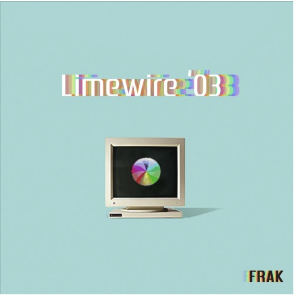"""Bay Area Emcee Frak Divulges His Brand New 11-Track Body Of Work, """"Limewire '03"""""""