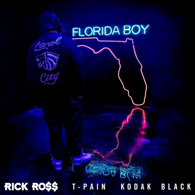 Rick Ross – Florida Boy (feat. T-Pain & Kodak Black)