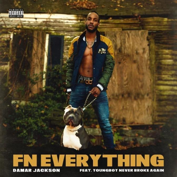 Damar Jackson feat. NBA YoungBoy – Fn Everything