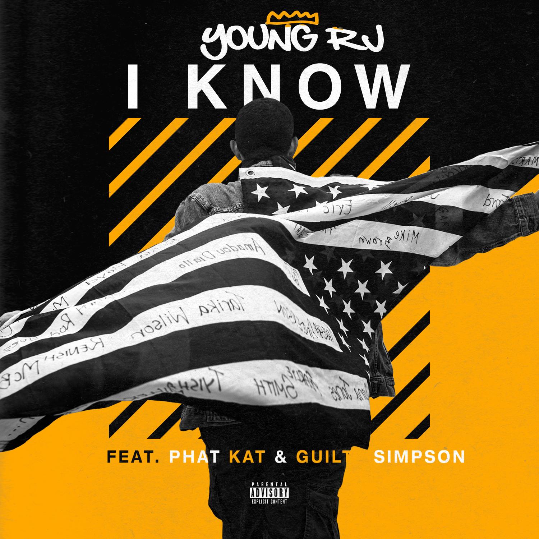 """Slum Village's Young RJ + Phat Kat + Guilty Simpson Drop """"I Know"""""""