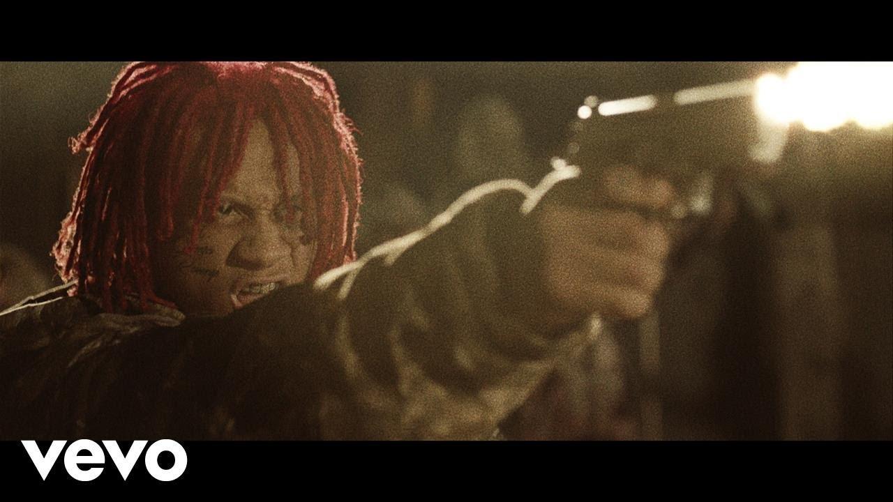 Trippie Redd – Dark Knight Dummo (feat. Travis Scott)[Video]