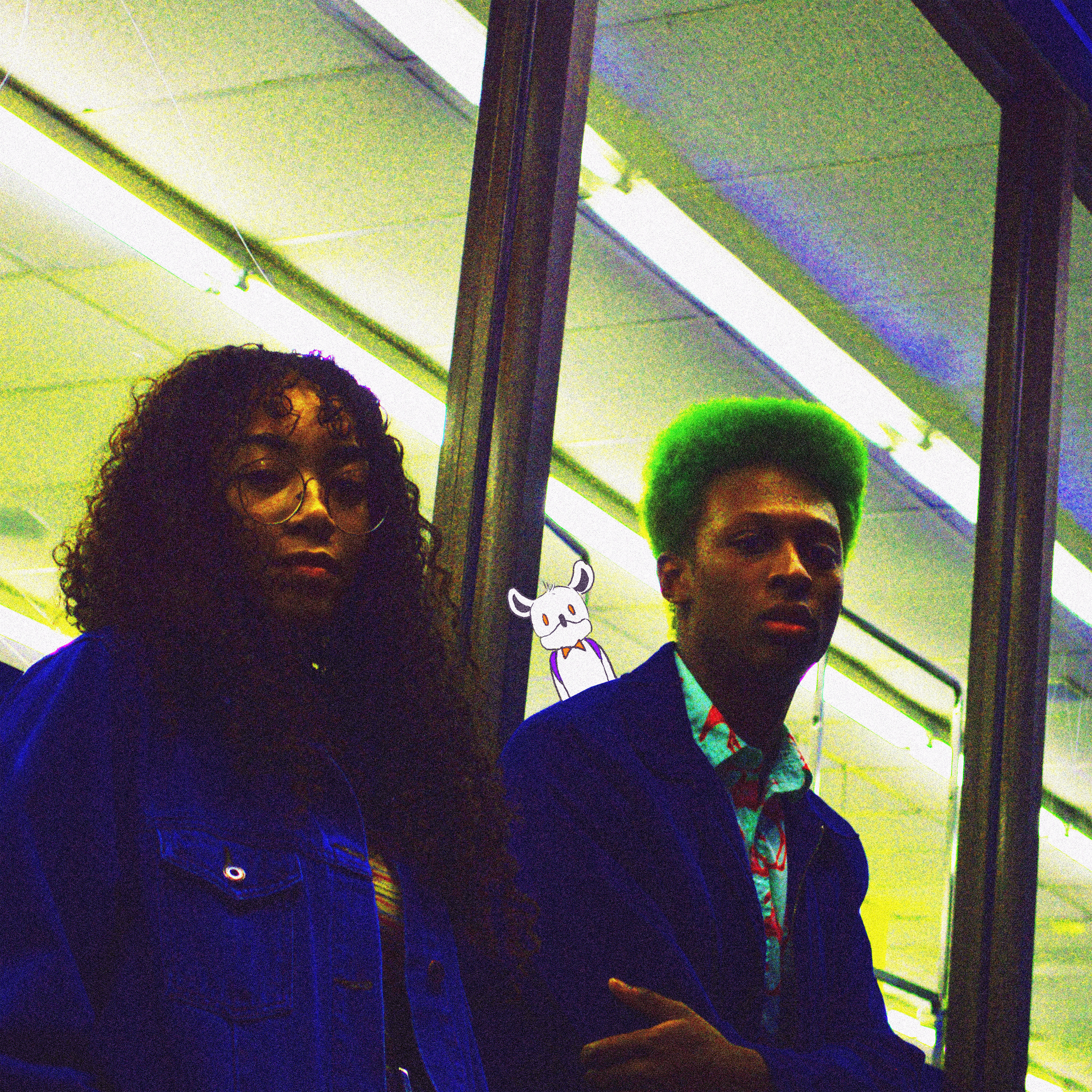 """Martin teams up with UMI on passionate, melancholic Valentine's Day single """"IDK"""""""